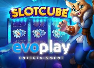 Игры Evoplay Entertainment в казино SlotCube – как результат нового партнерства