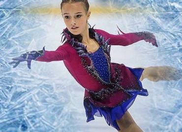 Анна Щербакова: биография и фото фигуристки из России 2021