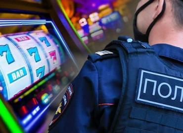 Правоохранительные органы сообщают о ситуации с подпольными казино в РФ