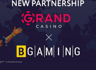 BGaming и Grand Casino: крупное партнерство на рынке азартных игр Беларуси