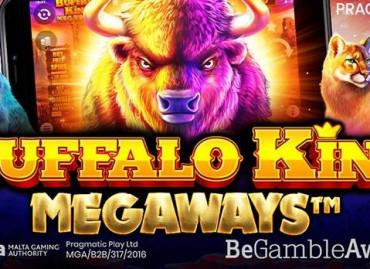 Pragmatic Play возрождает классический слот и предлагает Buffalo King Megaways™