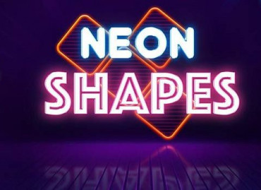 Neon Shapes от Evoplay – обновленный тетрис для ценителей классики