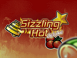 logo Sizzling Hot Deluxe
