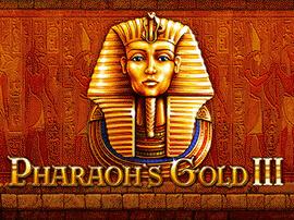 logo Pharaoh's Gold III