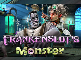 logo Frankenslot's Monster