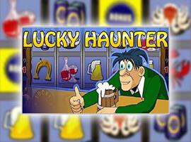 logo Lucky Haunter